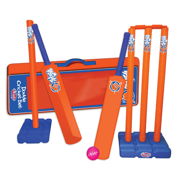 WAHU DOUBLE CRICKET SET
