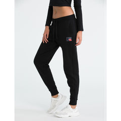 RUSSELL ATHLETIC WOMENS LOGO TRACKPANT