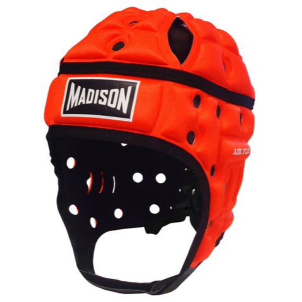 MADISON AIR FLO NEON HEADGUARD FANTA
