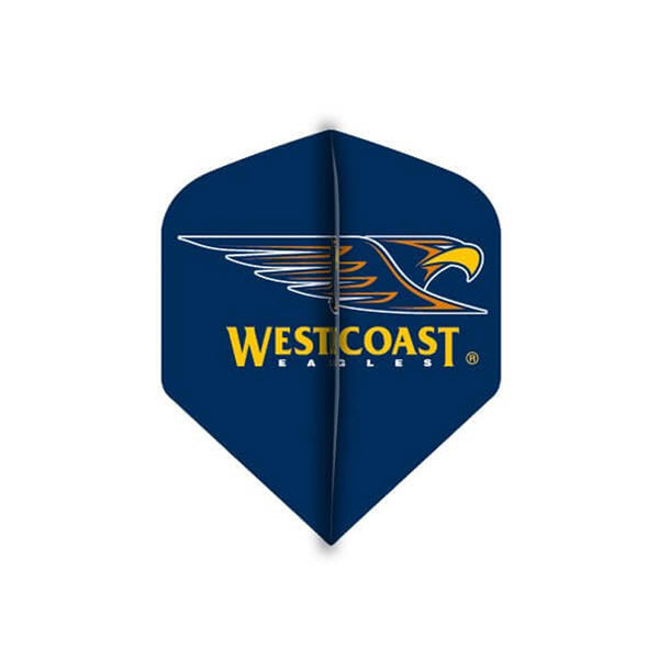 AFL DART FLIGHTS WEST COAST EAGLES
