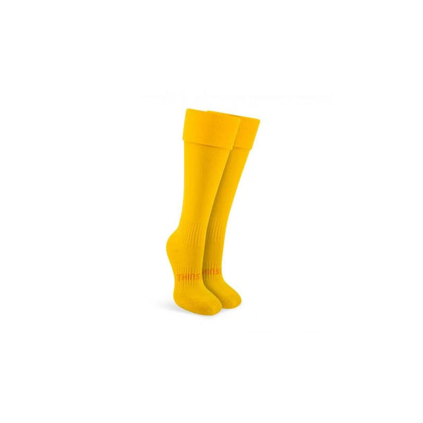 ThinSkins Football Socks - Gold
