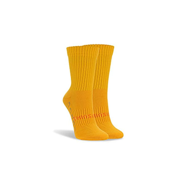 ThinSkins Short Football Socks - Gold