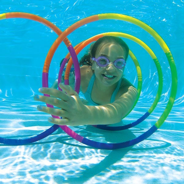 WAHU POOL PARTY POOL HOOPS
