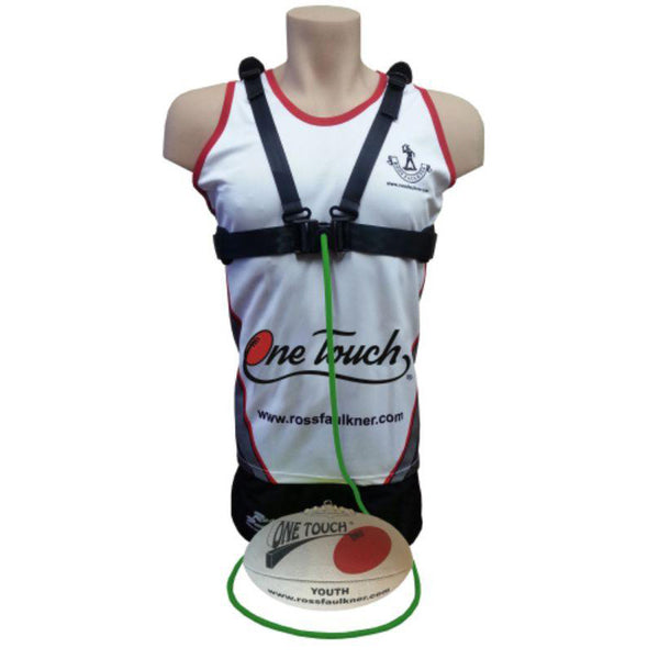 Ross Faulkner One Touch - Junior (110 Green)