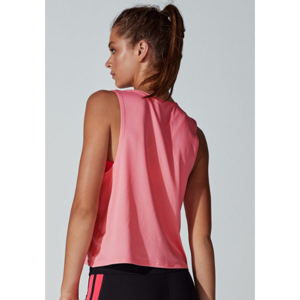 RUNNING BARE WOMENS NAMASTE WORKOUT TANK