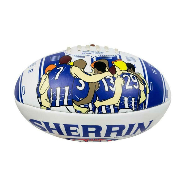 SHERRIN SONG BALL AFL NORTH MELBOURNE KANGAROOS
