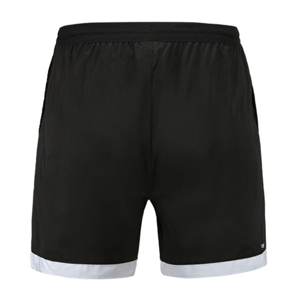 AFL 2020 ISC MENS TRAINING SHORTS COLLINGWOOD MAGPIES