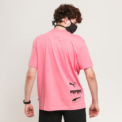PUMA MENS REBEL TEE
