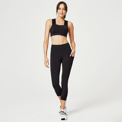 RUNNING BARE WOMENS FLEX ZONE 7/8 TIGHT