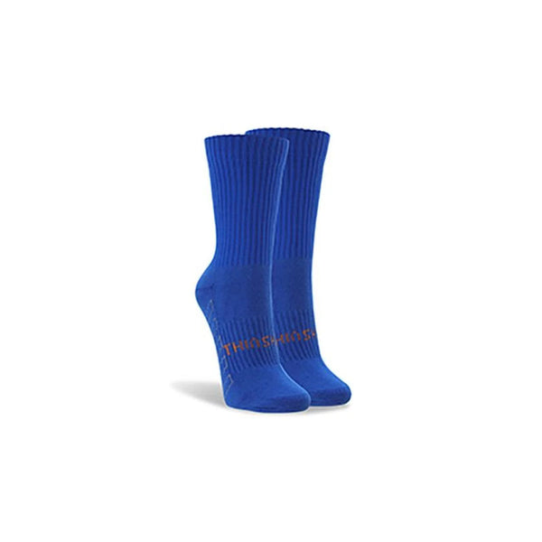 ThinSkins Short Football Socks - Royal