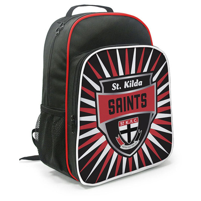 BURLEY AFL ST KILDA SAINTS KIDS SHIELD BACKPACK
