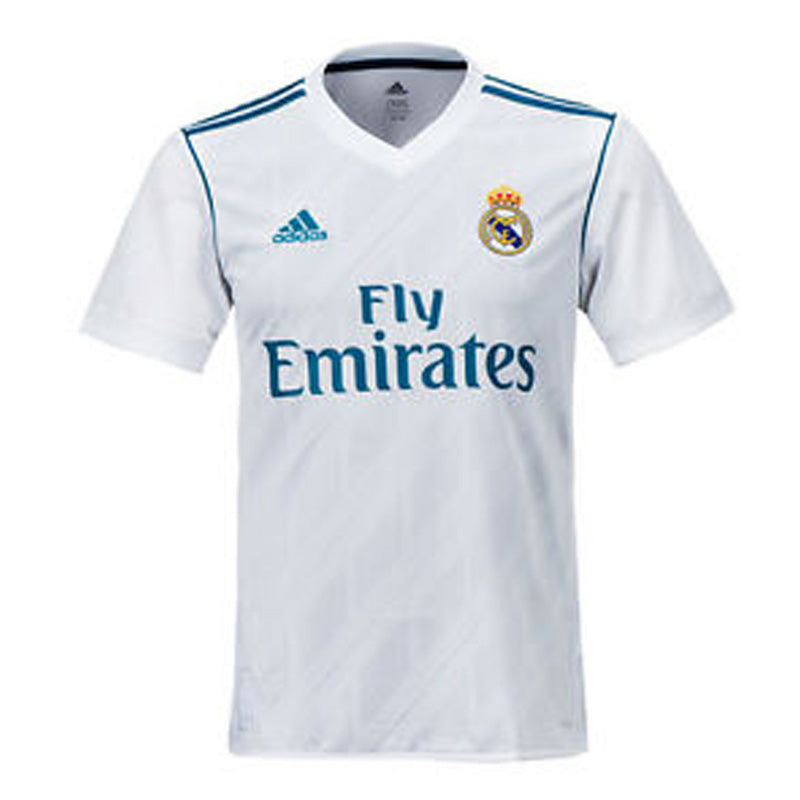 ADIDAS REAL MADRID HOME JERSEY WHITE VIVTEA