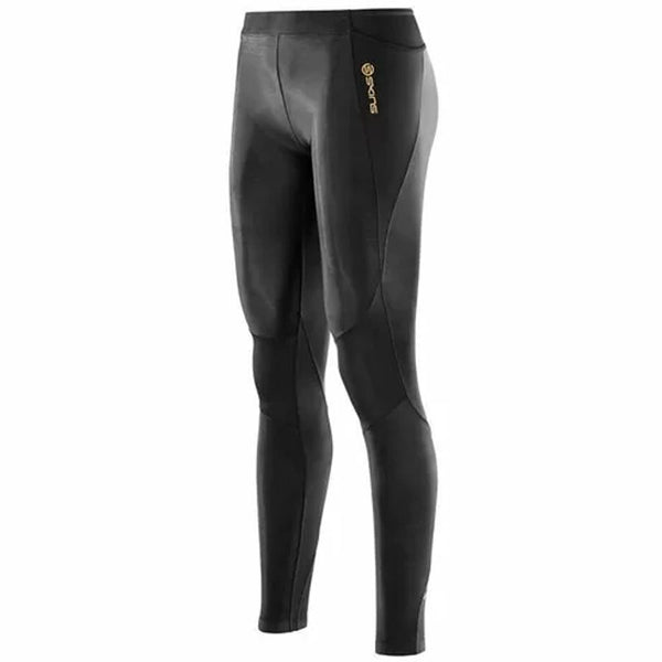 SKINS WOMENS A400 ACTIVE LONG COMPRESSION TIGHT