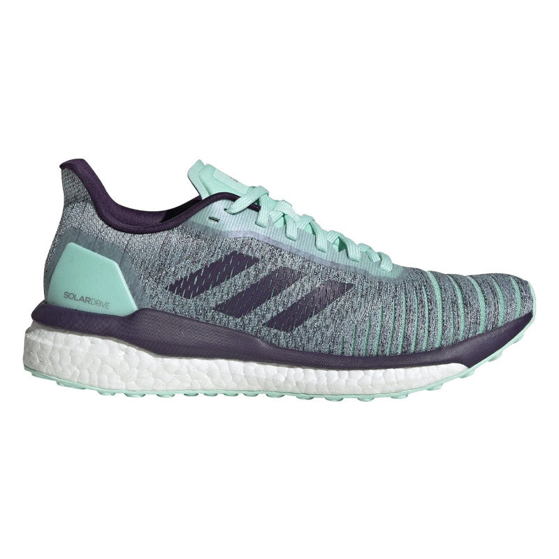 ADIDAS SOLARDRIVE CLEAR MINT/LEGEND PURPLE/ACTIVE PURPLE