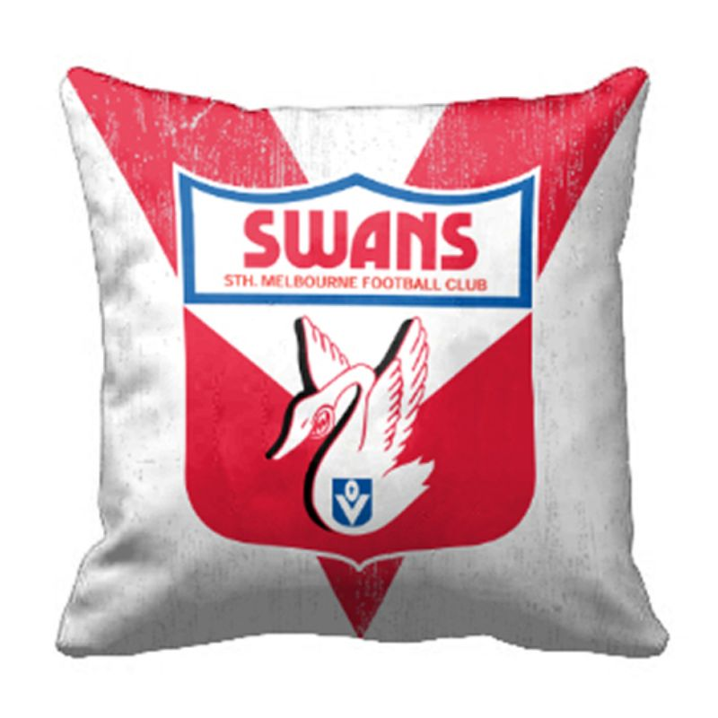 AFL 1ST 18 CUSHION SYDNEY SWANS