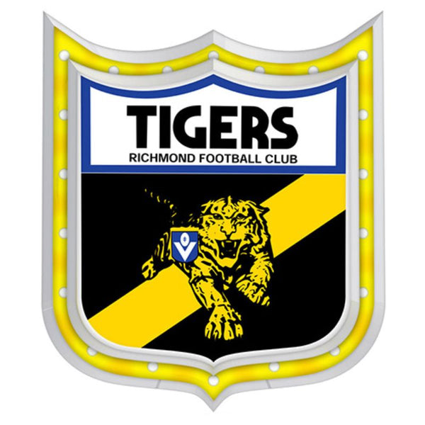 AFL 1ST 18 LIGHT-UP SIGN RICHMOND TIGERS