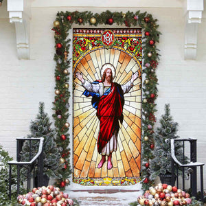 Love Jesus Door Cover KTN006
