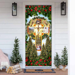 Love Jesus Door Cover KTN064