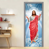 Love Jesus Door Cover KTN052