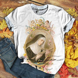 Lover Mary tshirt 3D 1.7