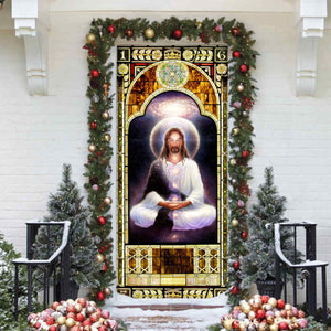 Love Jesus Door Cover KTN011