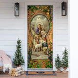Love Jesus Door Cover KTN048