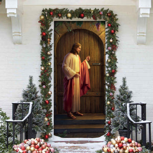 Love Jesus Door Cover KTN008