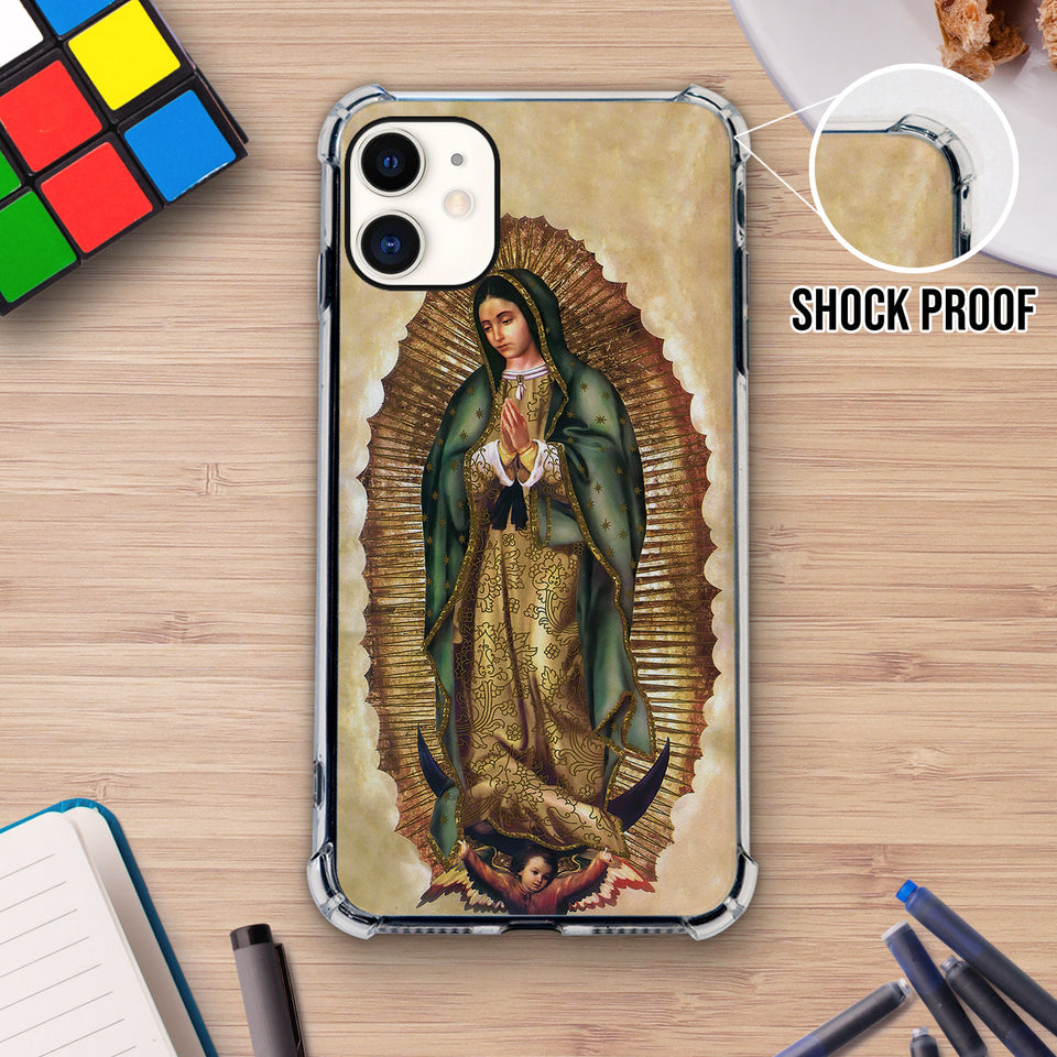3D ALL OVER PRINTED OUR LADY OF GUADALUPE Phone case 120