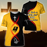 Lover Jesus 3D Printed Unisex T-Shirts 084