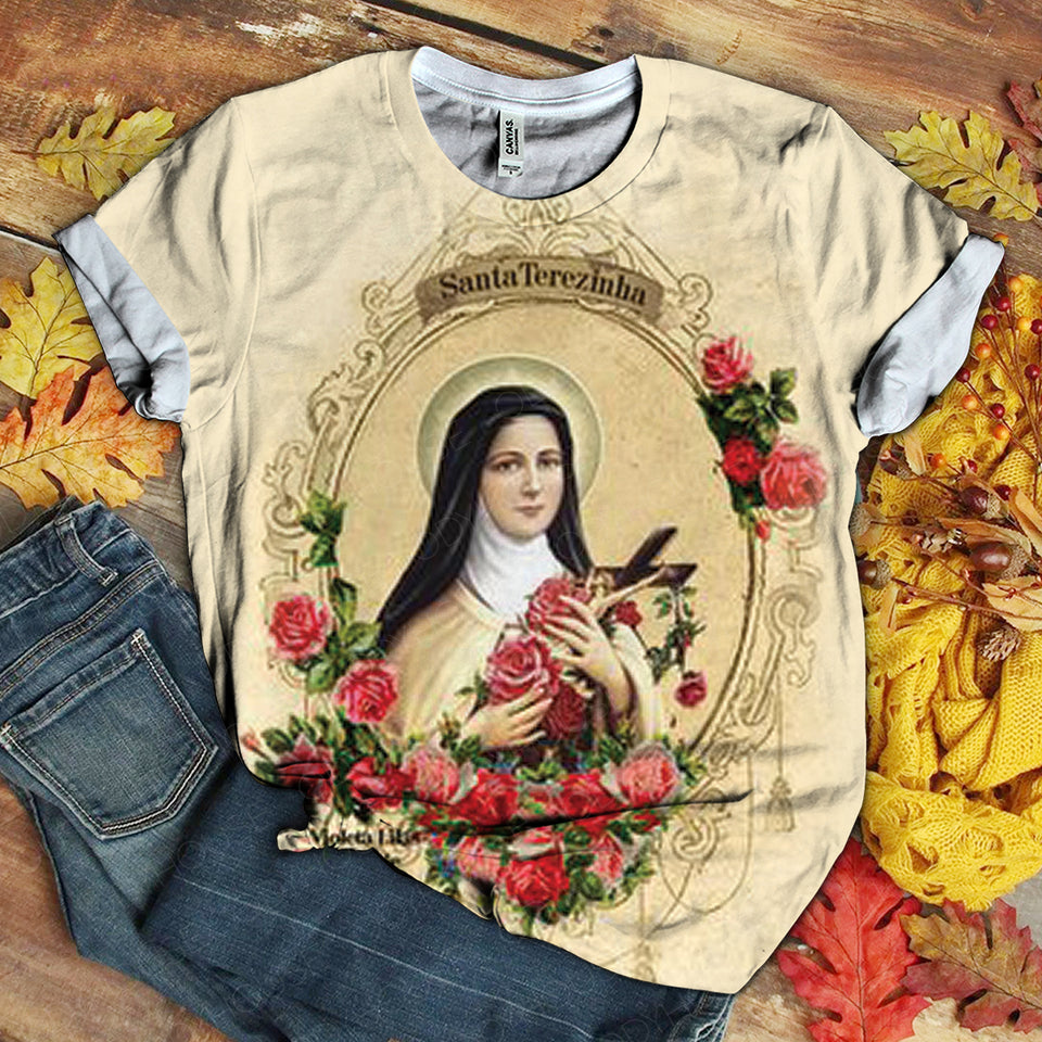 Lover Mary tshirt 3D 1.8