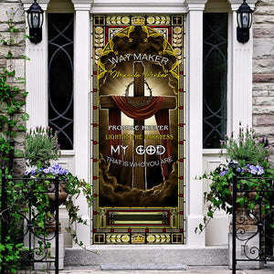 Love Jesus Door Cover KTN026