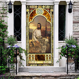 Love Jesus Door Cover KTN013