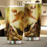 3D ALL OVER PRINTED MAMA MARY Tumbler Cup 110