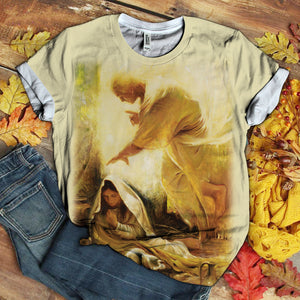 3D ALL OVER PRINTED MAMA MARY TS 110