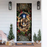 Love Jesus Door Cover KTN037