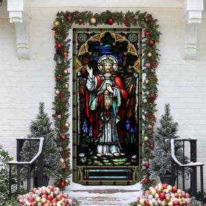 Love Jesus Door Cover KTN017