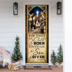 Love Jesus Door Cover KTN036