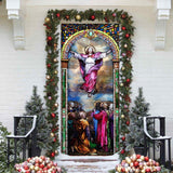 Love Jesus Door Cover KTN003