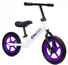 Kids Balance Bike No Pedal,Adjustable Height for Girls&Boys 3,4,5,6 Years Older - gostorechoice