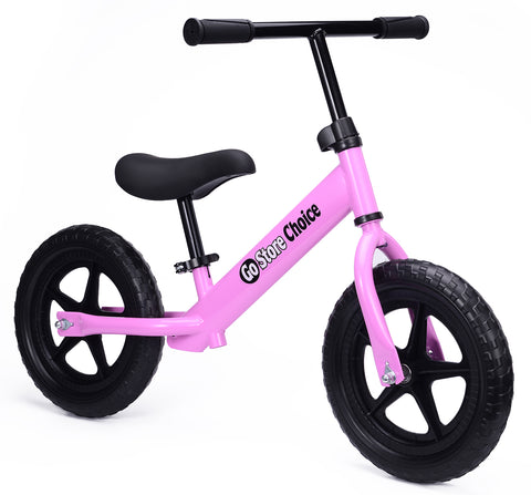 Kids Balance Bike No Pedal,Adjustable Height for Girls&Boys 3,4,5,6 Years Older