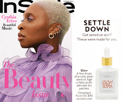 Diana Madison Beauty featured in In Style Magazine