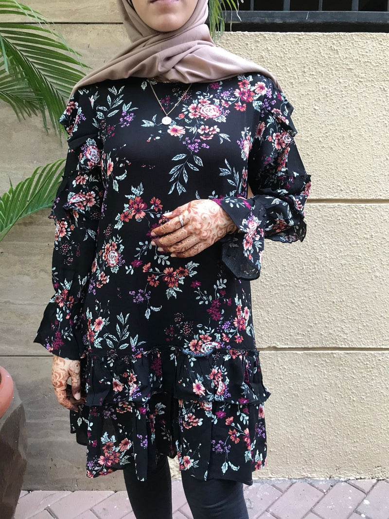 Sky Blue Denim Jackets - Modest Essentials