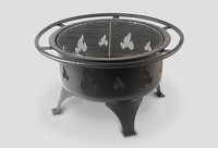 Oakridge Wood Fire Pit
