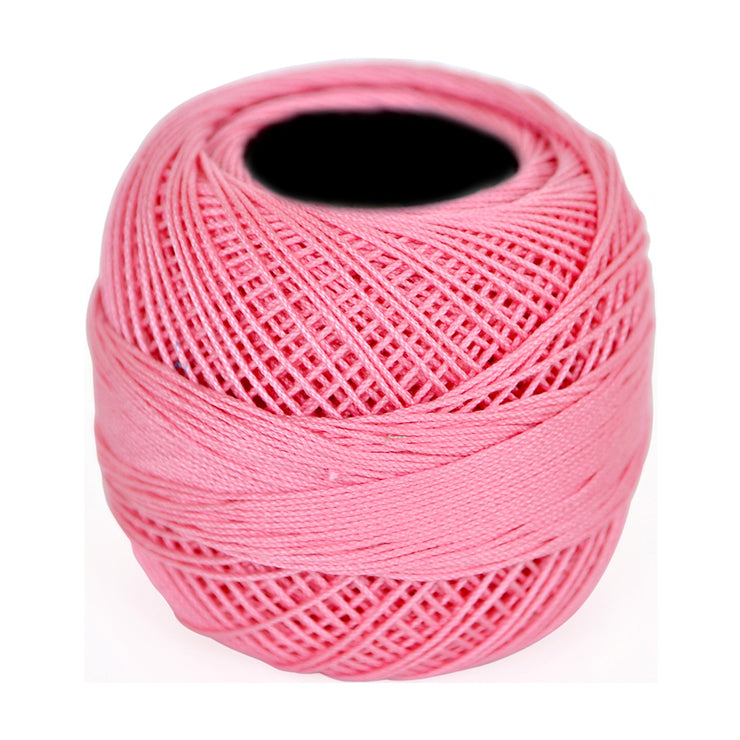Crochet Thread 20 gm- Pink