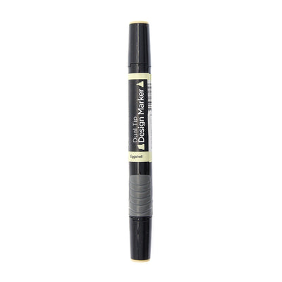 Dual Tip Alcohol Design Marker - Eggshell, 1pc