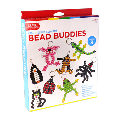 DIY Kit - Keychain Bead Buddies