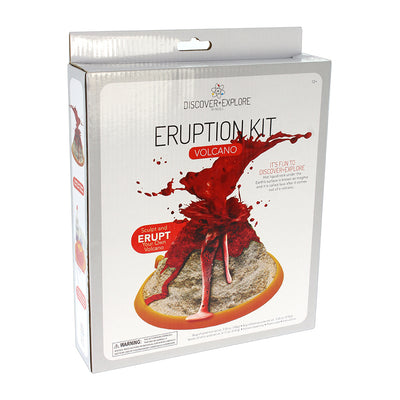 DIY Kit - Volcano Eruption Kit