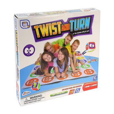 Twist and Turn Family Game