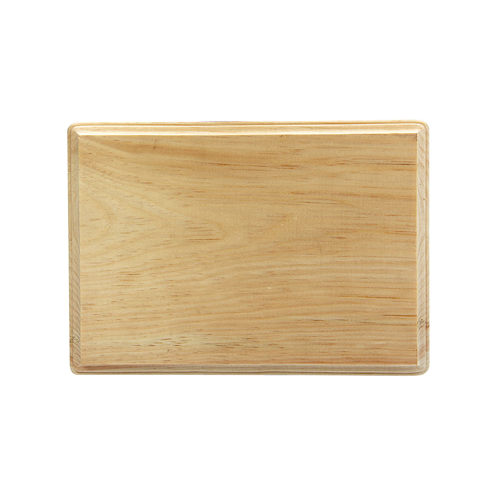 Wooden Plaque , Rectangle, 9in x 12in, 1pc