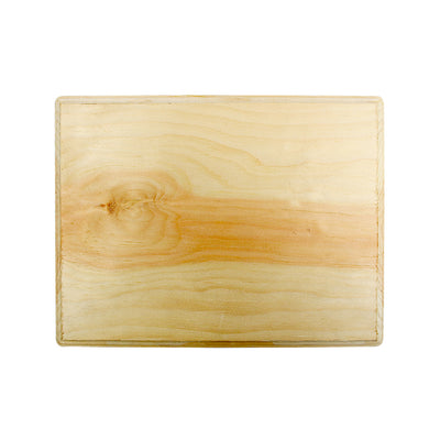 Wooden Plaque - Rectangle, 11in x 14in, 1pc